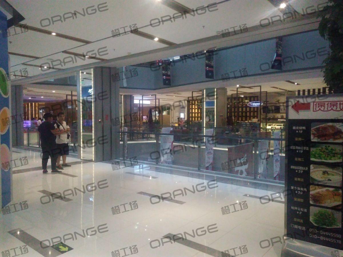 北京远洋未来广场-室内四楼西侧直梯东21