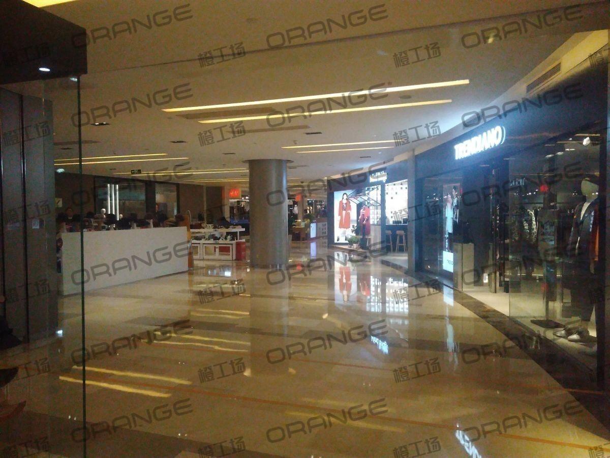 北京蓝色港湾-室内一楼环廊西Trendiano38