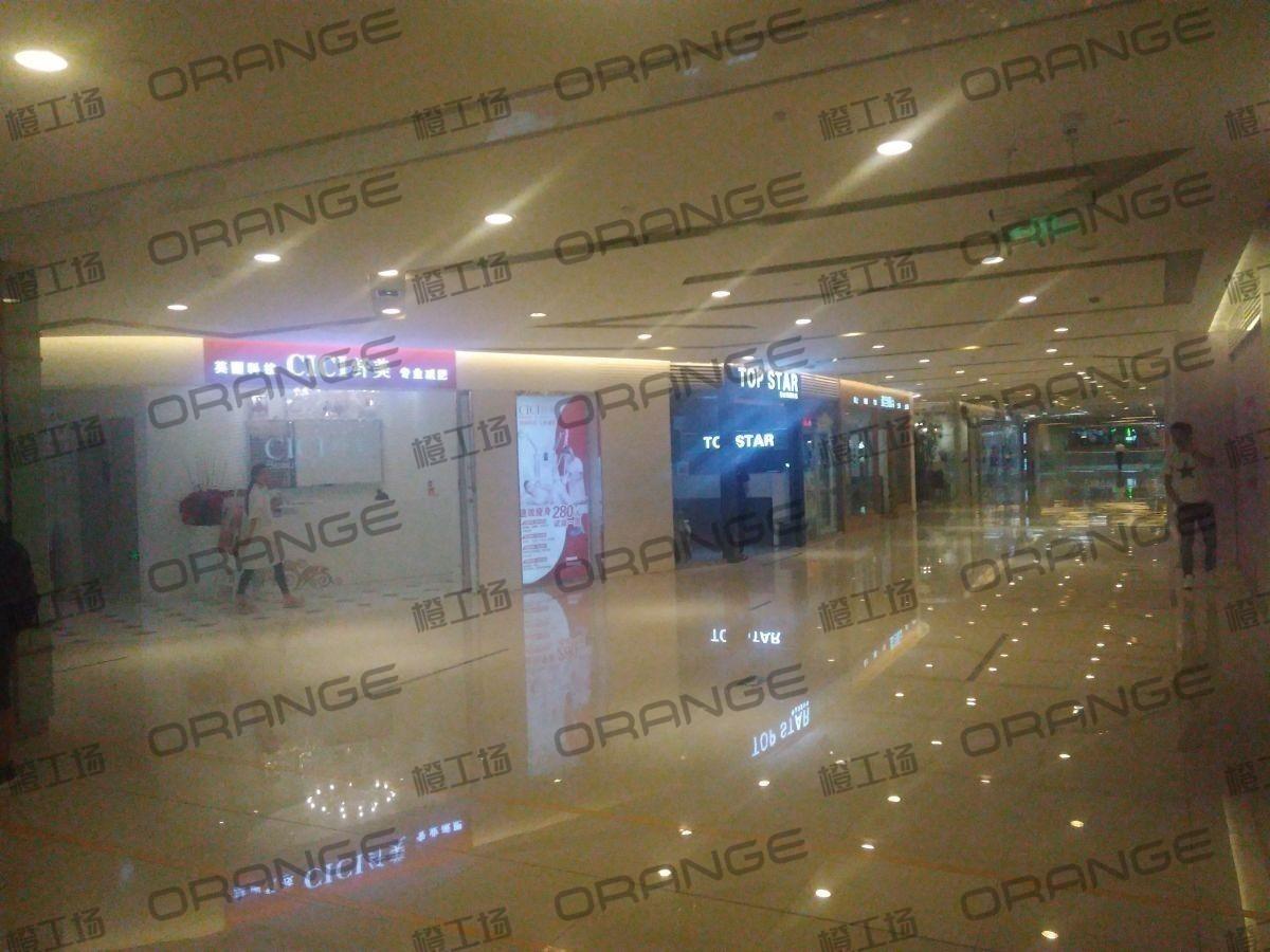 北京蓝色港湾-室内二楼北侧cici千美门前43