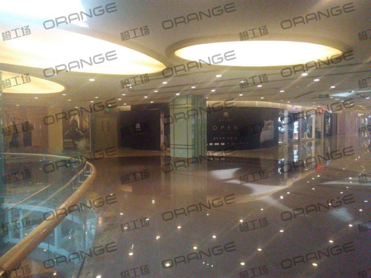 蓝色港湾-室内二楼中庭环廊东44