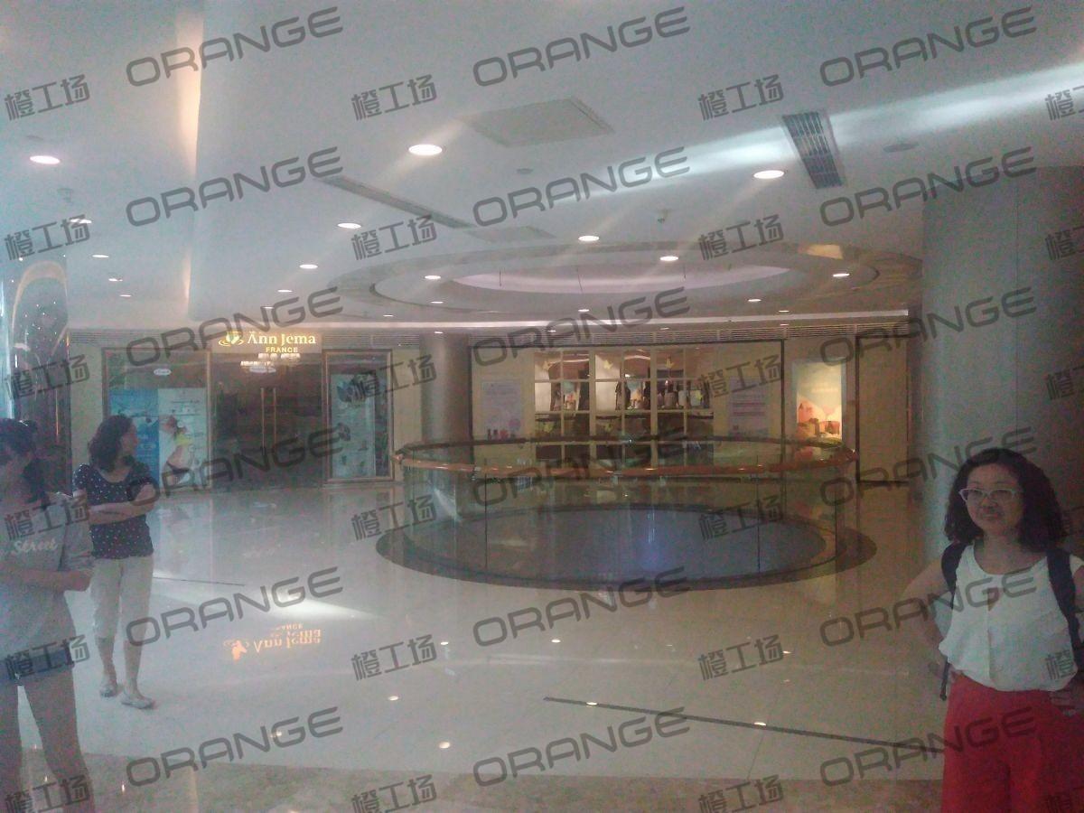 北京蓝色港湾-室内二楼西侧环廊旁47
