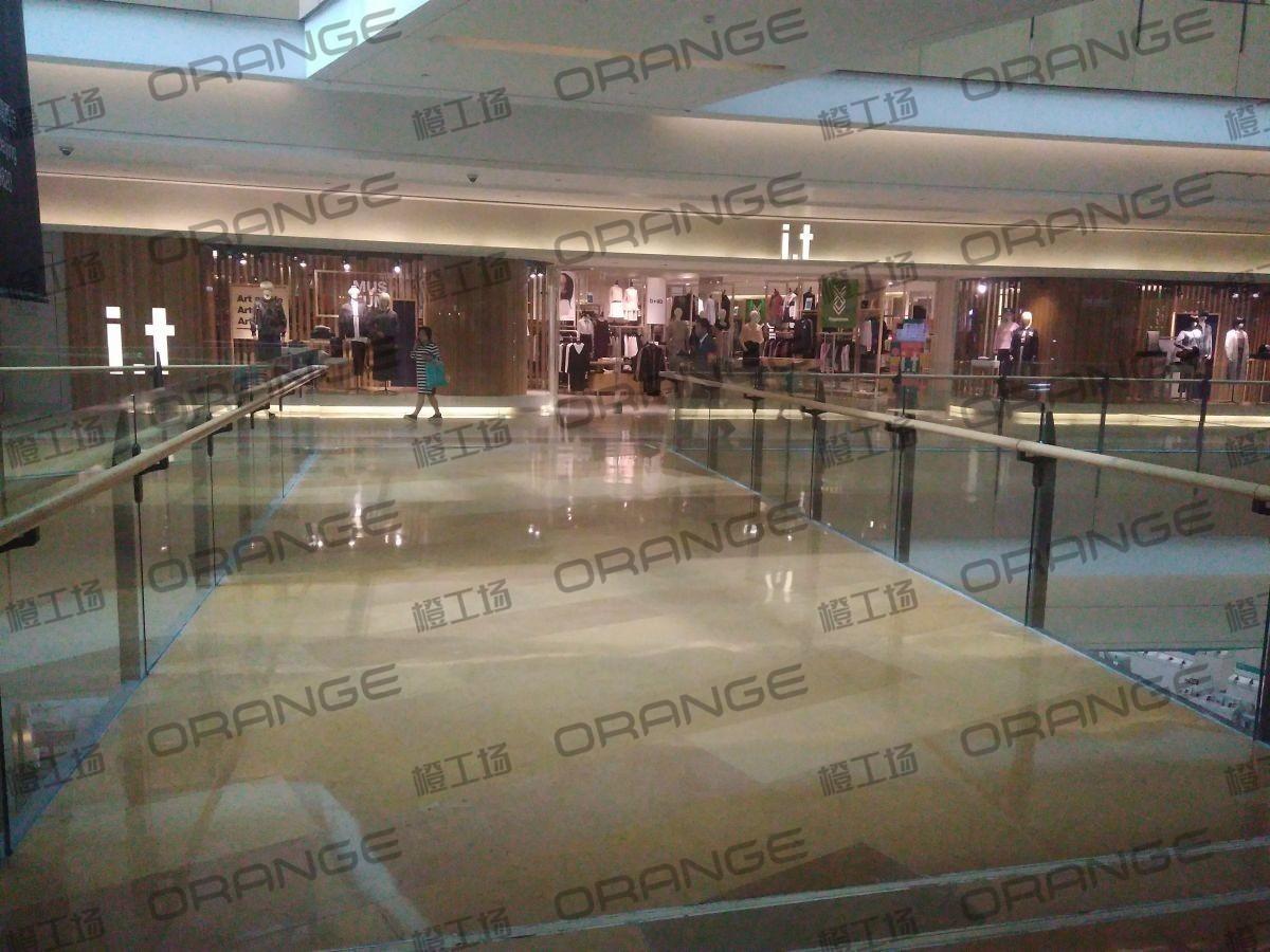 北京颐堤港-室内一楼北侧sigle与it中间过道16