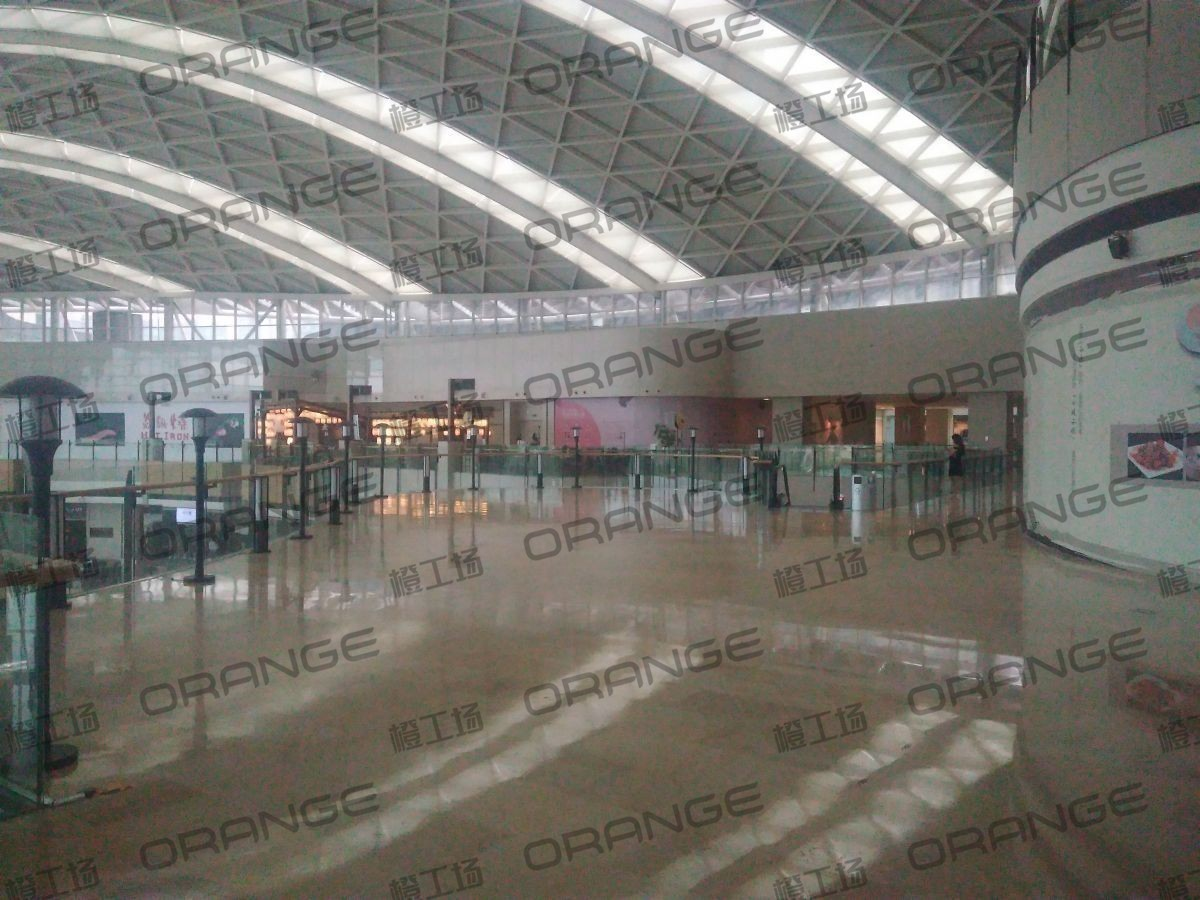 北京颐堤港-室内三楼南侧派悦坊南36