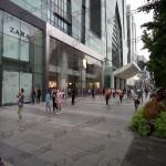 北京西单大悦城-室外东门门外小广场1
