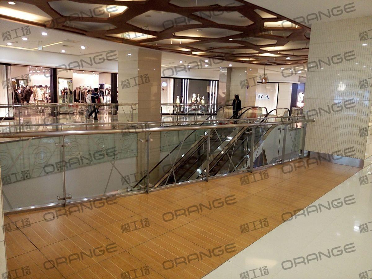 北京西单大悦城-室内一楼东侧南苹果西侧环廊(两块)4