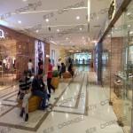 北京西单大悦城-室内一楼南侧环廊西aape与max&co中间8