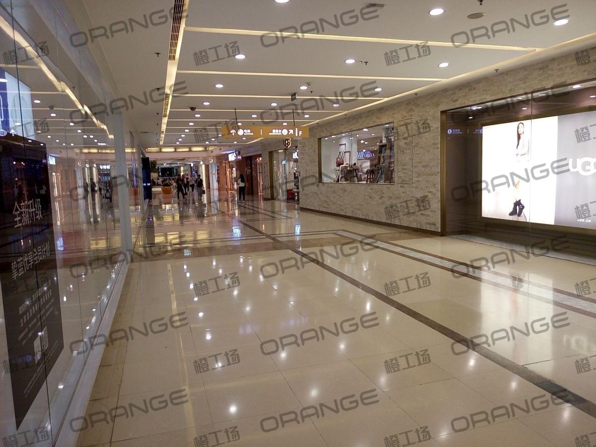 北京西单大悦城-室内一楼南门门内过道16