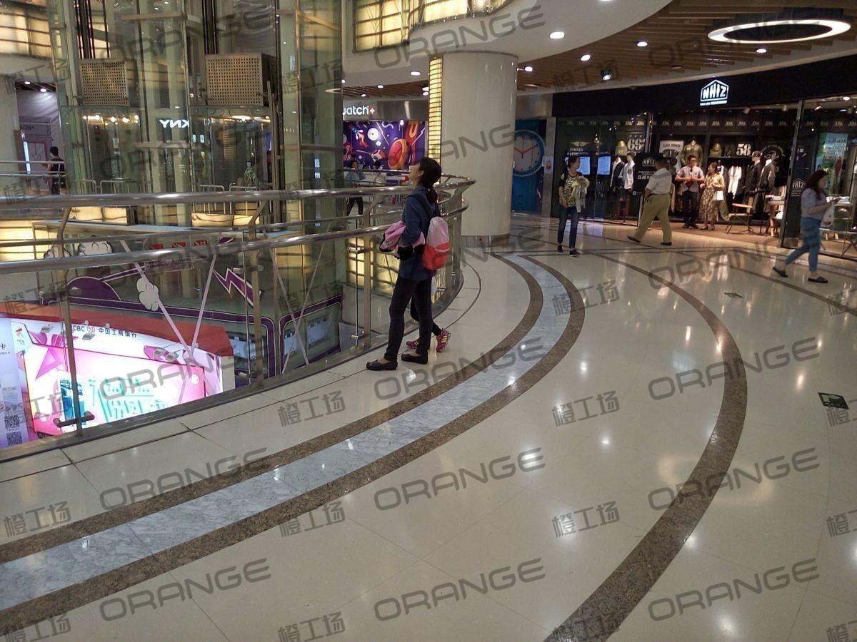 北京西单大悦城-室内一楼~六楼北门南侧环廊(六块)10