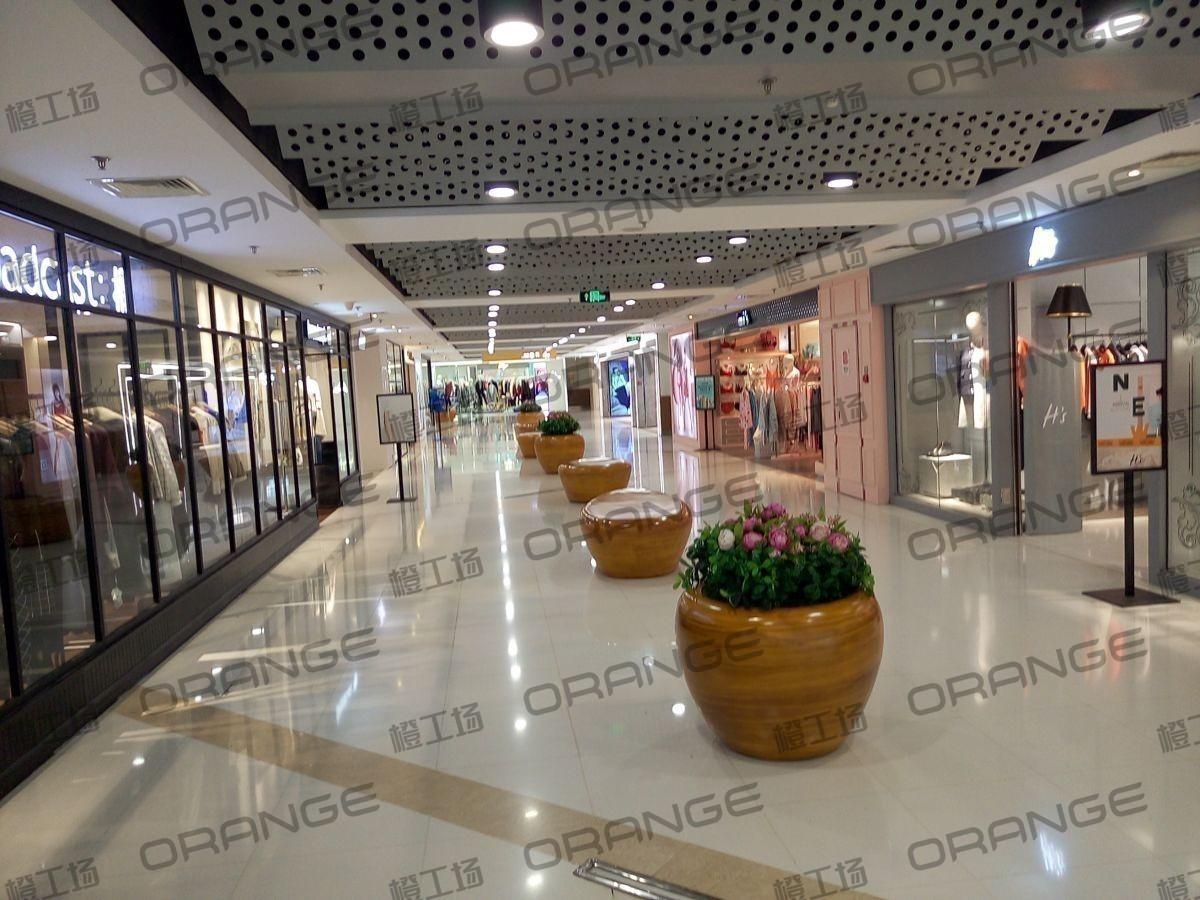 北京西单大悦城-室内四楼南侧扶梯东走廊21