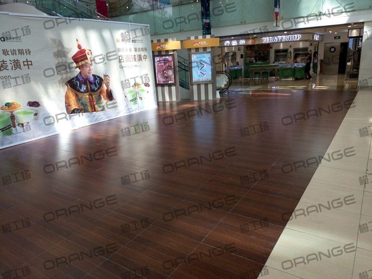 北京西单大悦城-室内四楼北侧环廊南23