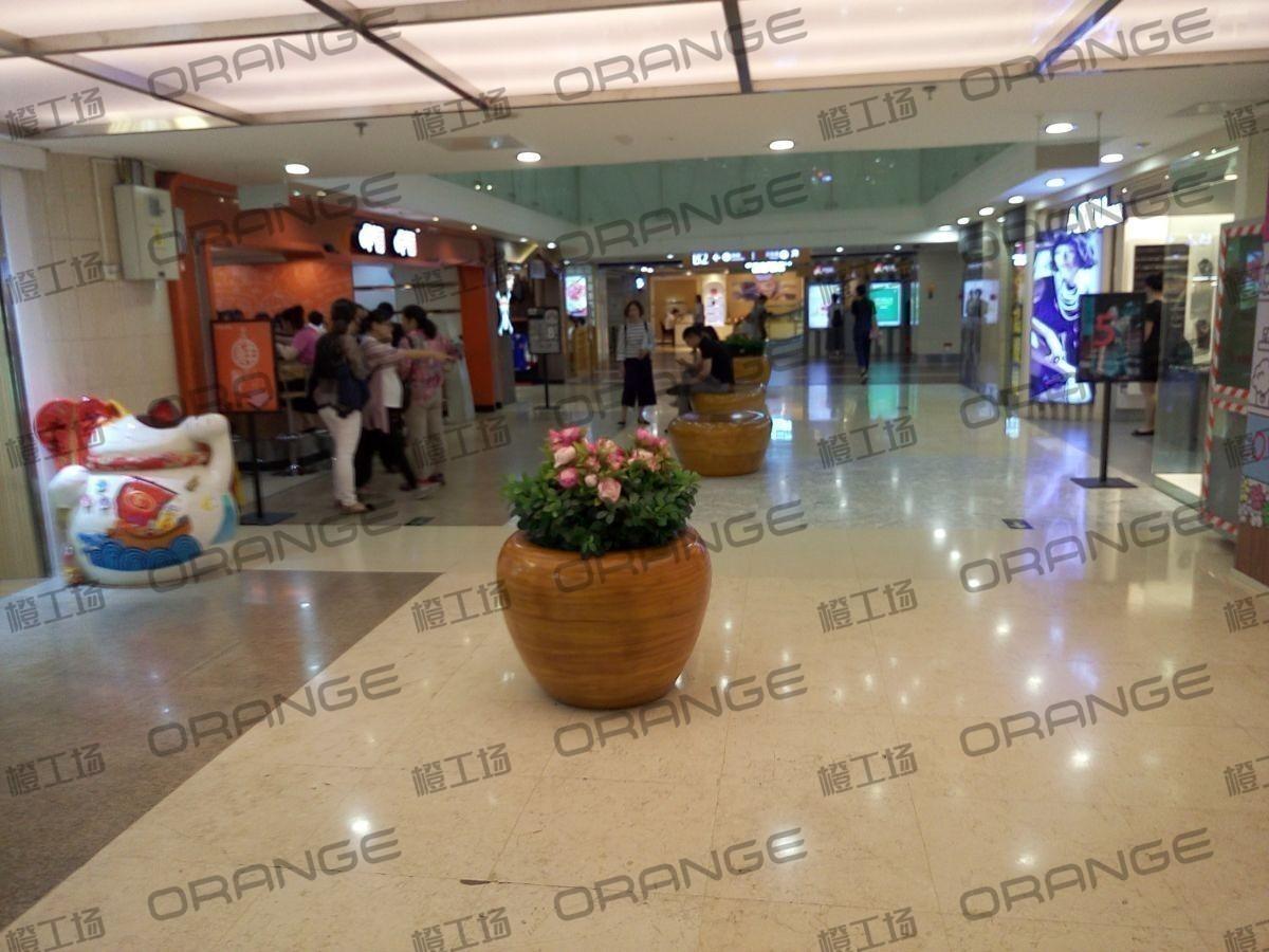 北京西单大悦城-室内b2东南测扶梯北过道31
