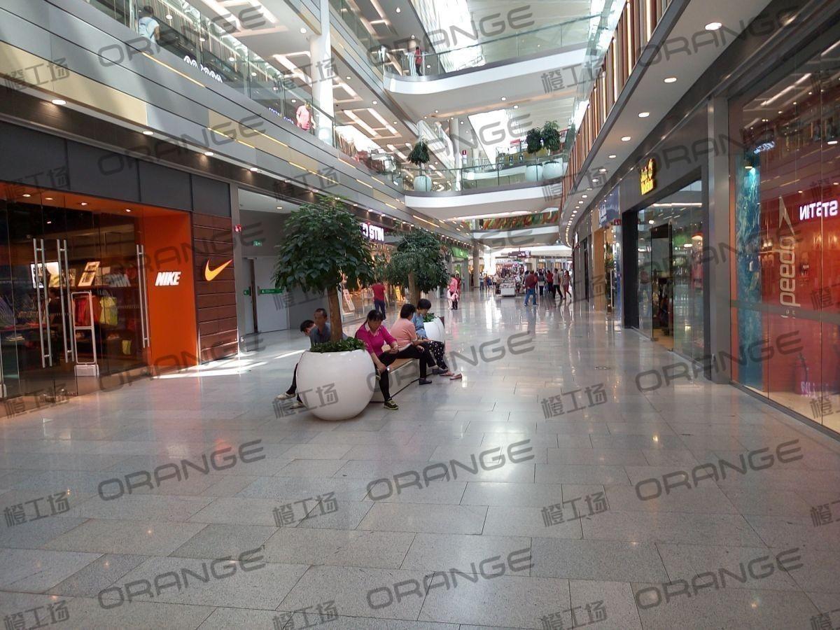 荟聚购物中心-室内一楼西南门西过道17