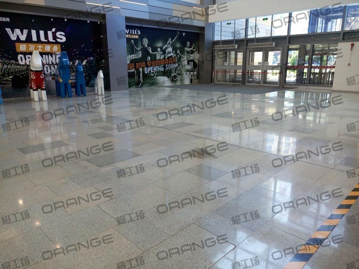北京荟聚购物中心-室内一楼宜家北门门内大厅311