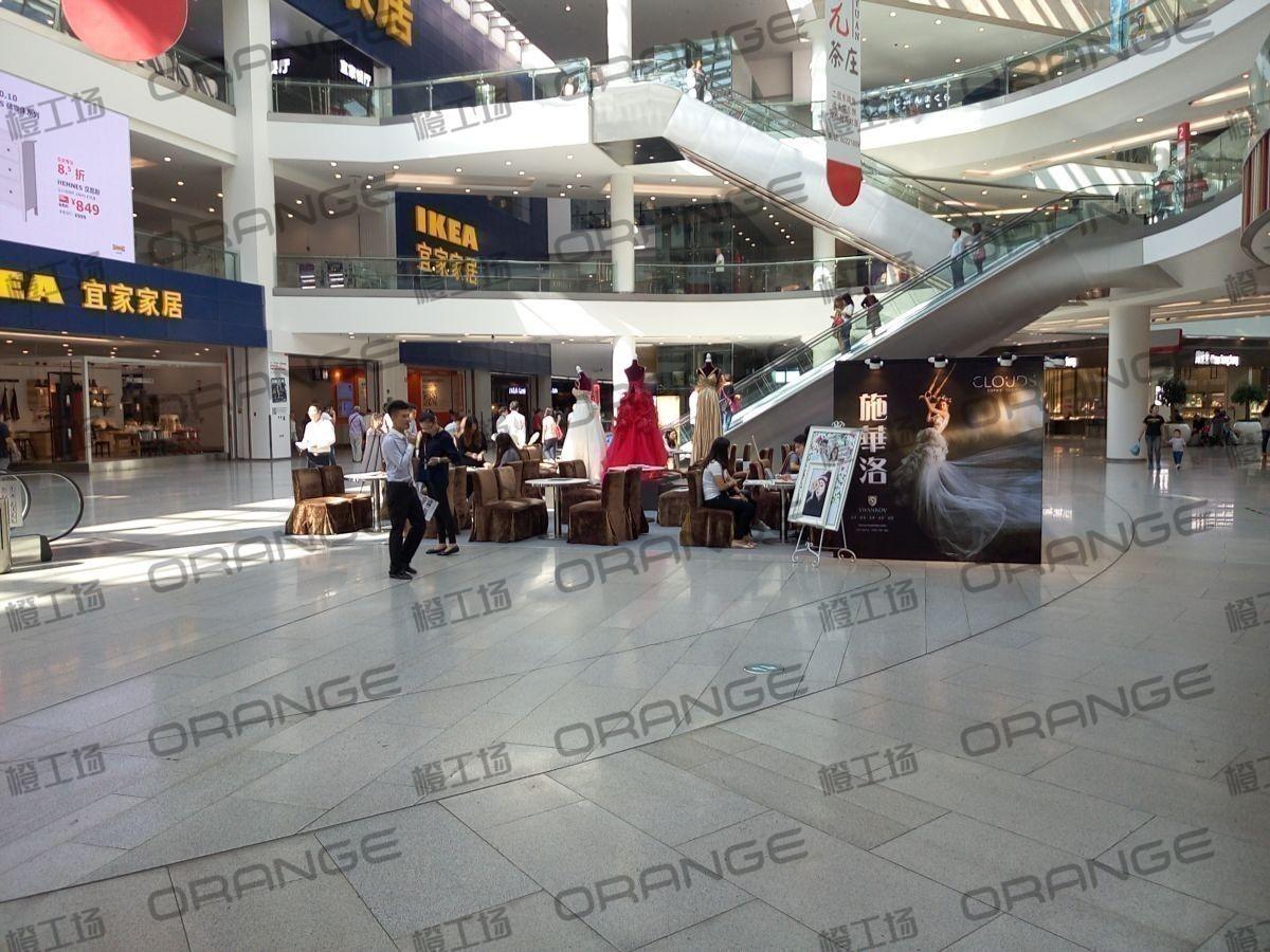 北京荟聚购物中心-室内一楼宜家南侧电梯南14