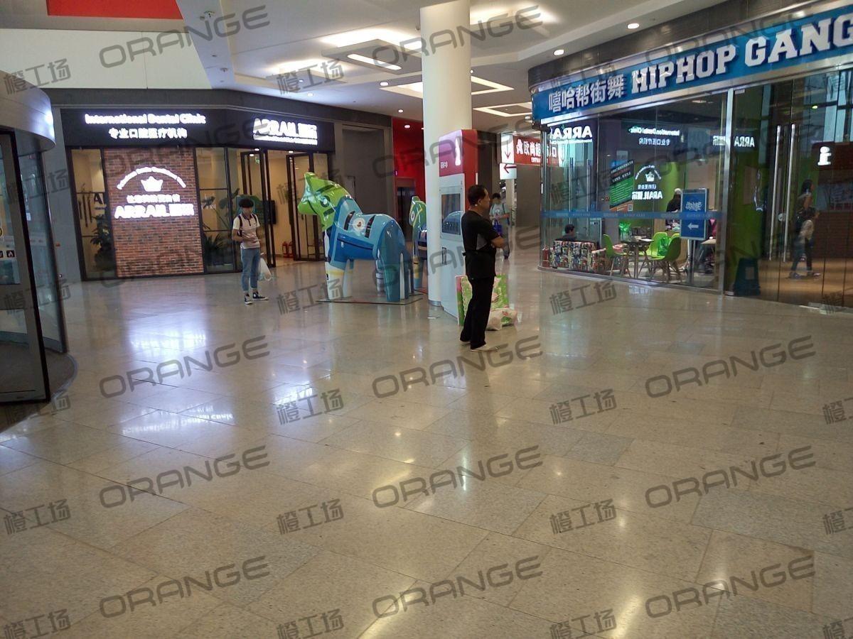 北京荟聚购物中心-室内一二楼东南门门内(两块)32