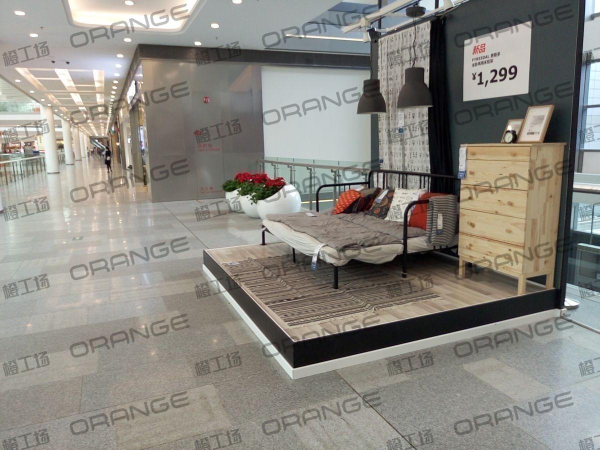 北京荟聚购物中心-室内二三楼北侧宜家扶梯西(两块)38