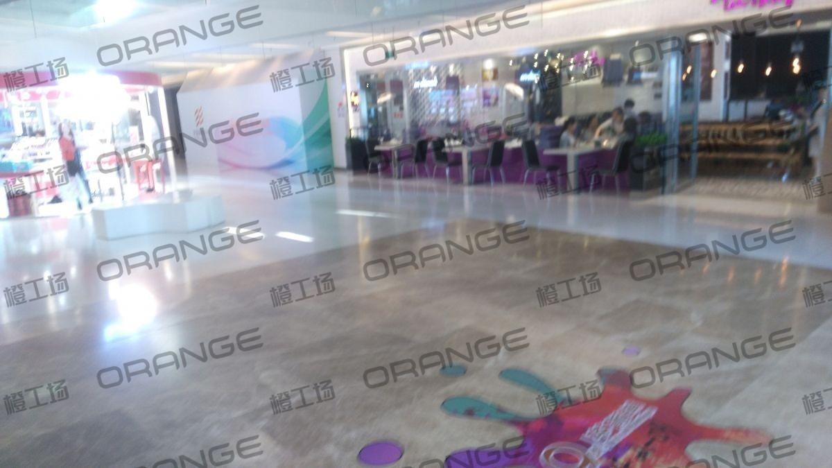 北京财富购物中心-室内一楼东门门内8