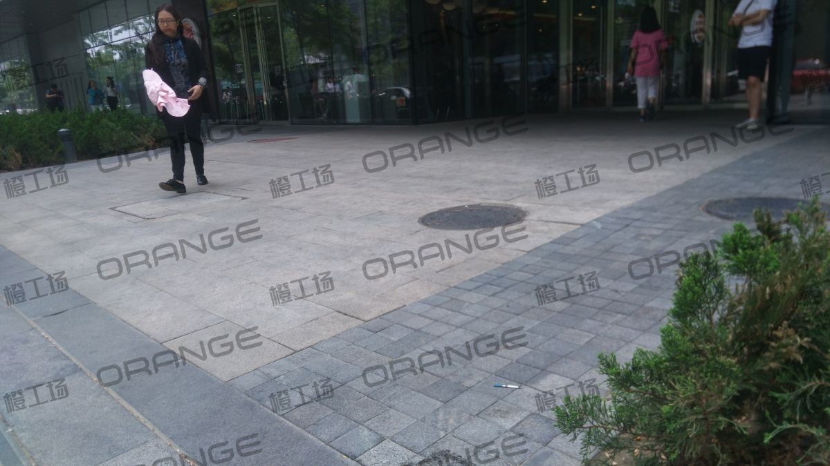 北京财富购物中心-室外北门门前9