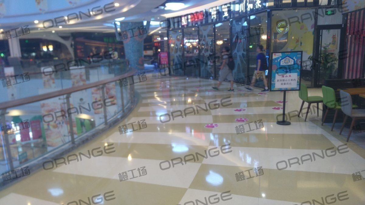 北京爱琴海购物公园-室内五楼南侧环廊5