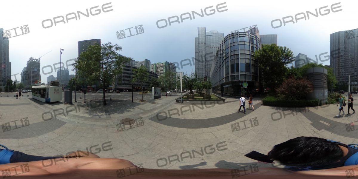 北京财富购物中心-室外西南侧365便利店门前13