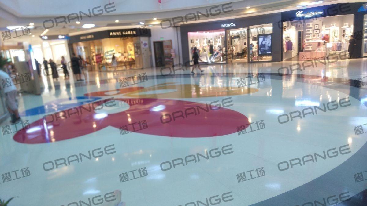 北京爱琴海购物公园-室内南侧中庭18