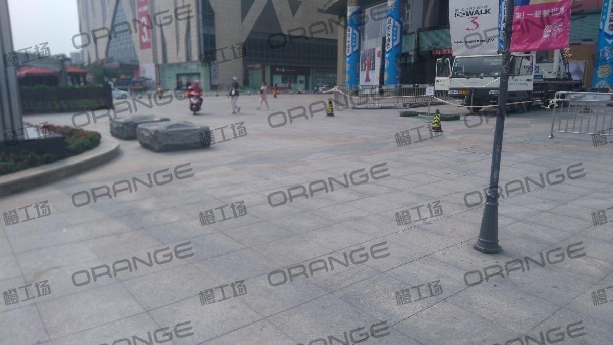 北京爱琴海购物公园-室外南门门前130
