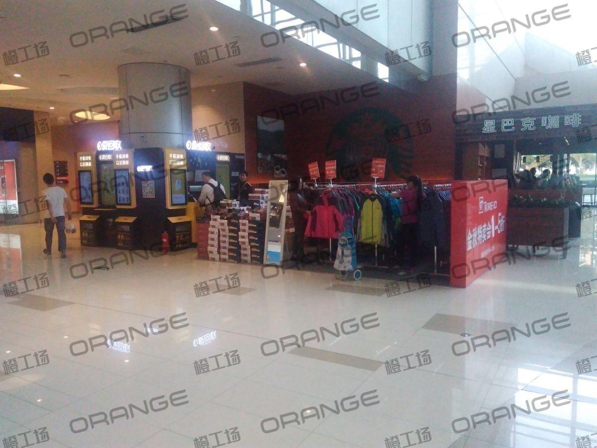 北京五彩城购物中心-室内一楼西区东北门门内南26