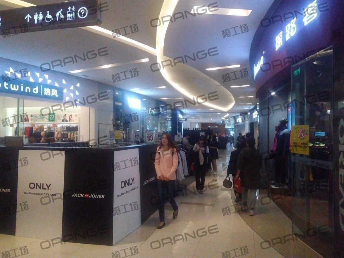 北京五彩城购物中心-室内一楼西区东侧走廊7