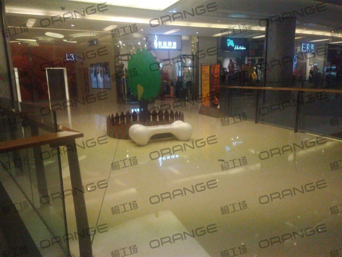 北京五彩城购物中心-室内三楼东区东侧过道128