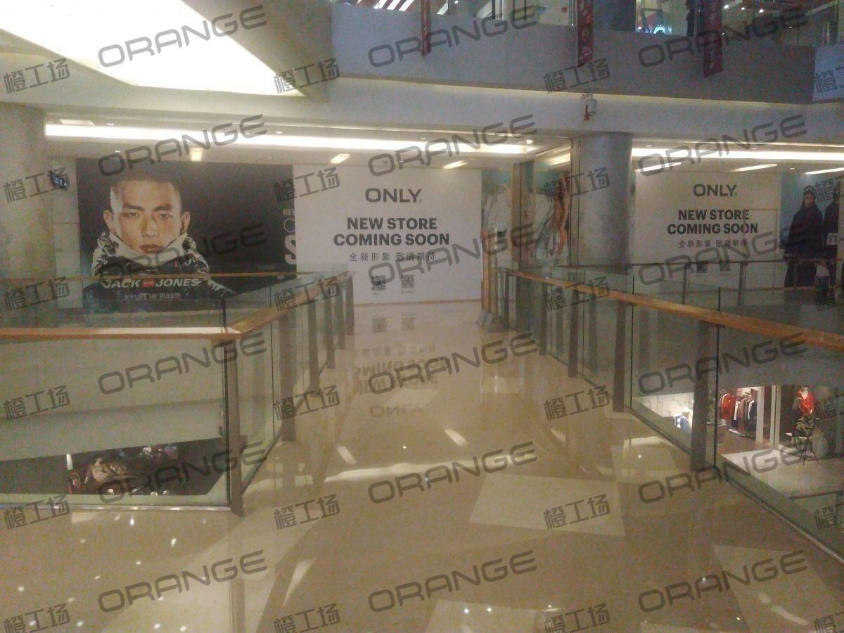 北京五彩城购物中心-室内三楼东区西侧过道27