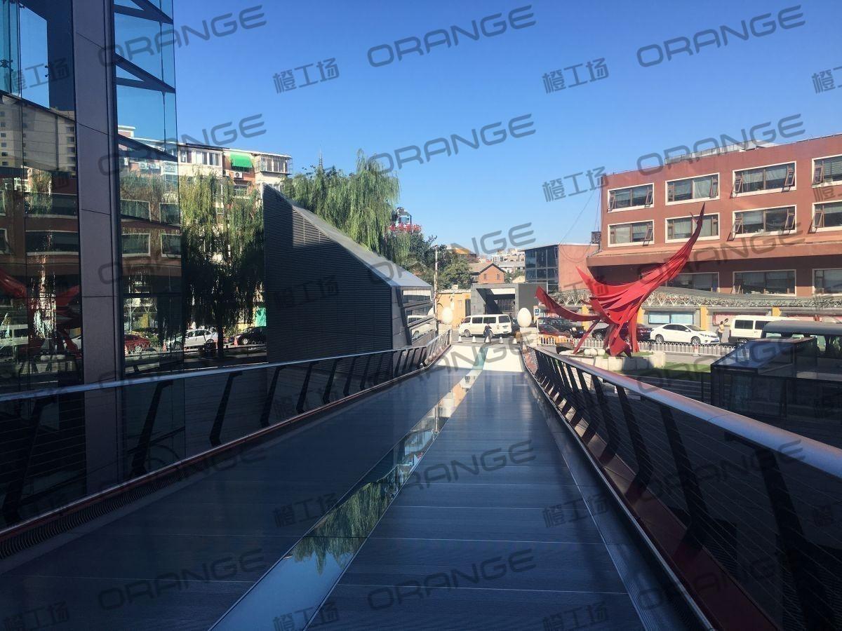 北京侨福芳草地购物中心-室外西北侧长廊4