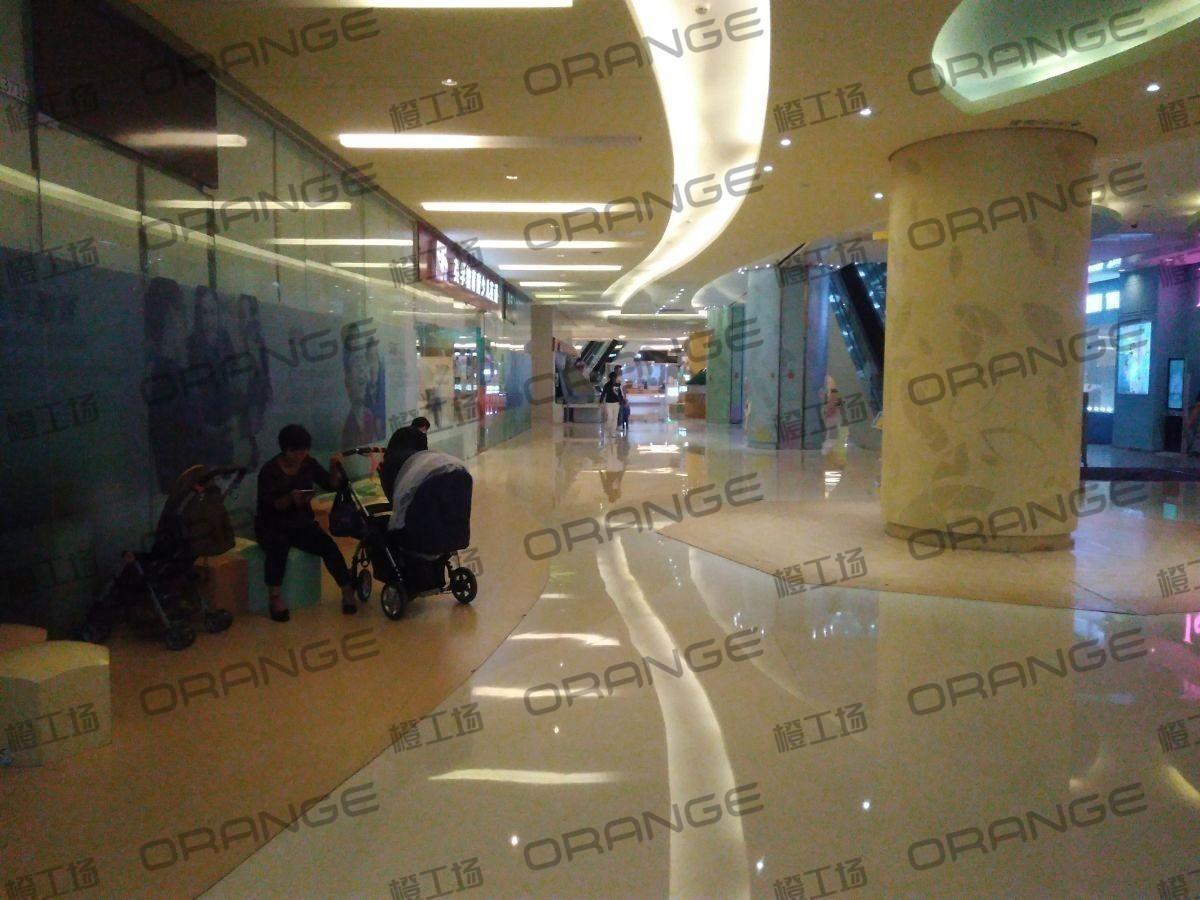 北京五彩城购物中心-室内东区三楼东南侧扶梯西过道31