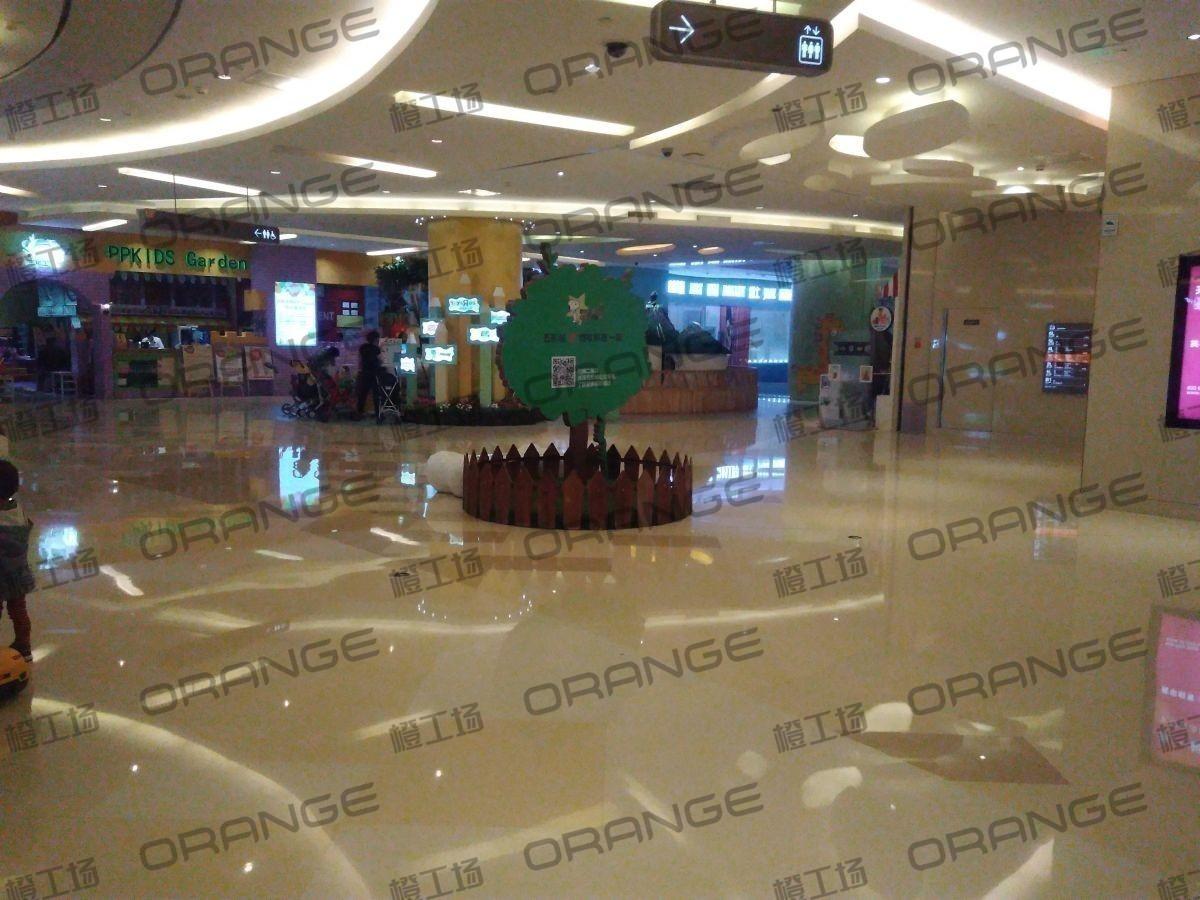 北京五彩城购物中心-室内三楼东区东南侧过道30