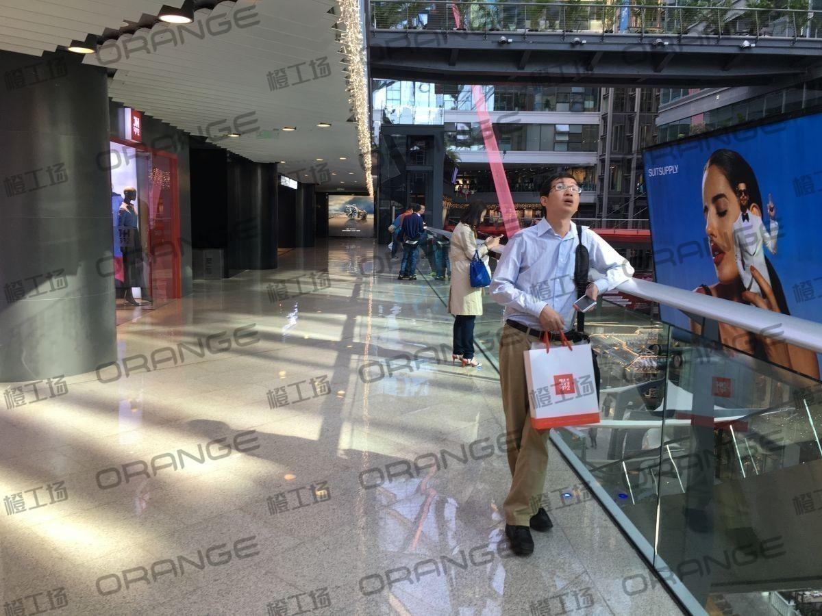 北京侨福芳草地购物中心-室内二楼北侧直梯南13