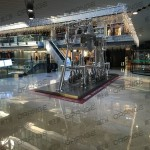 北京侨福芳草地购物中心-室内一楼东门门内20