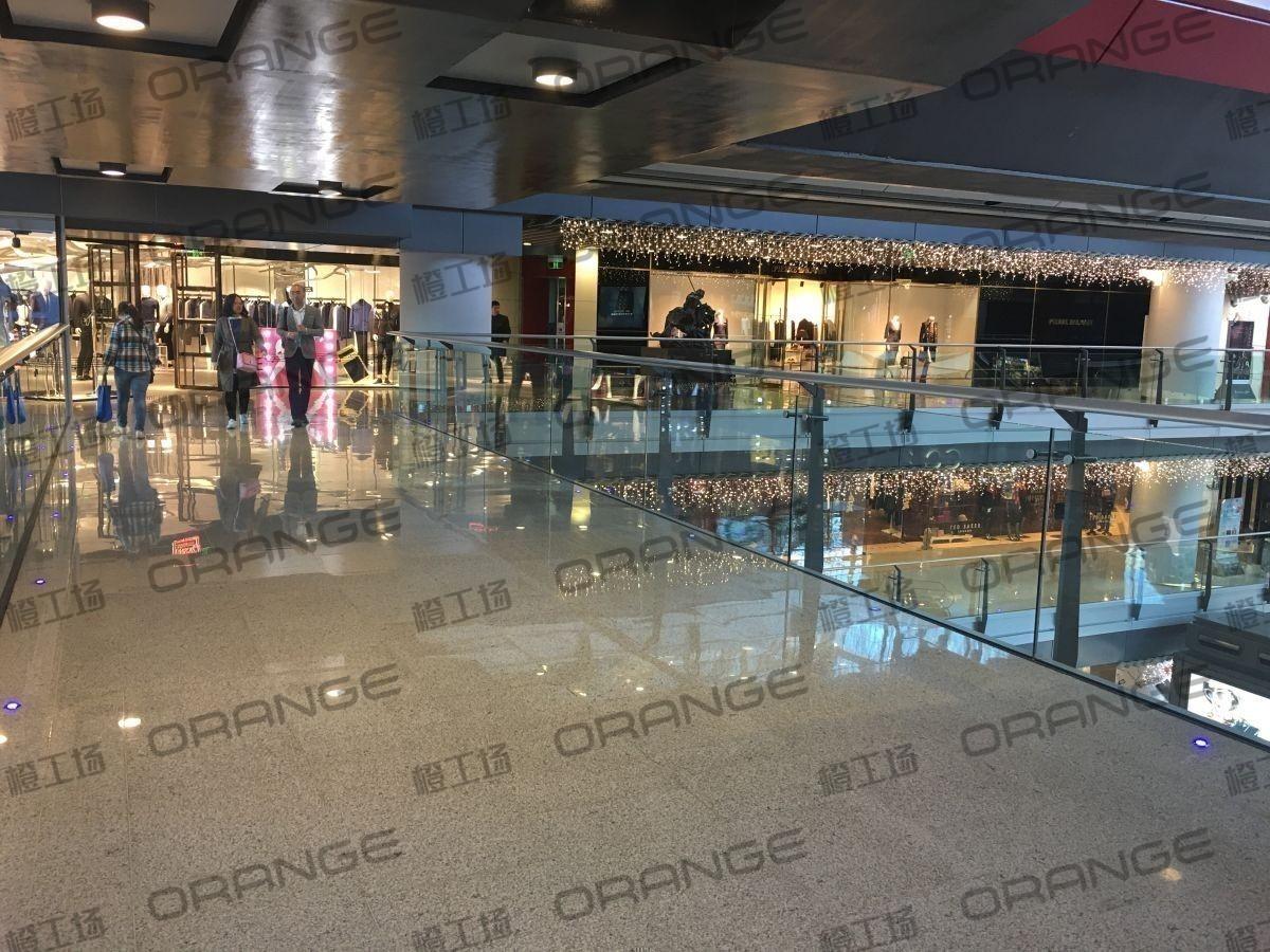 北京侨福芳草地购物中心-室内一楼西北侧走廊25