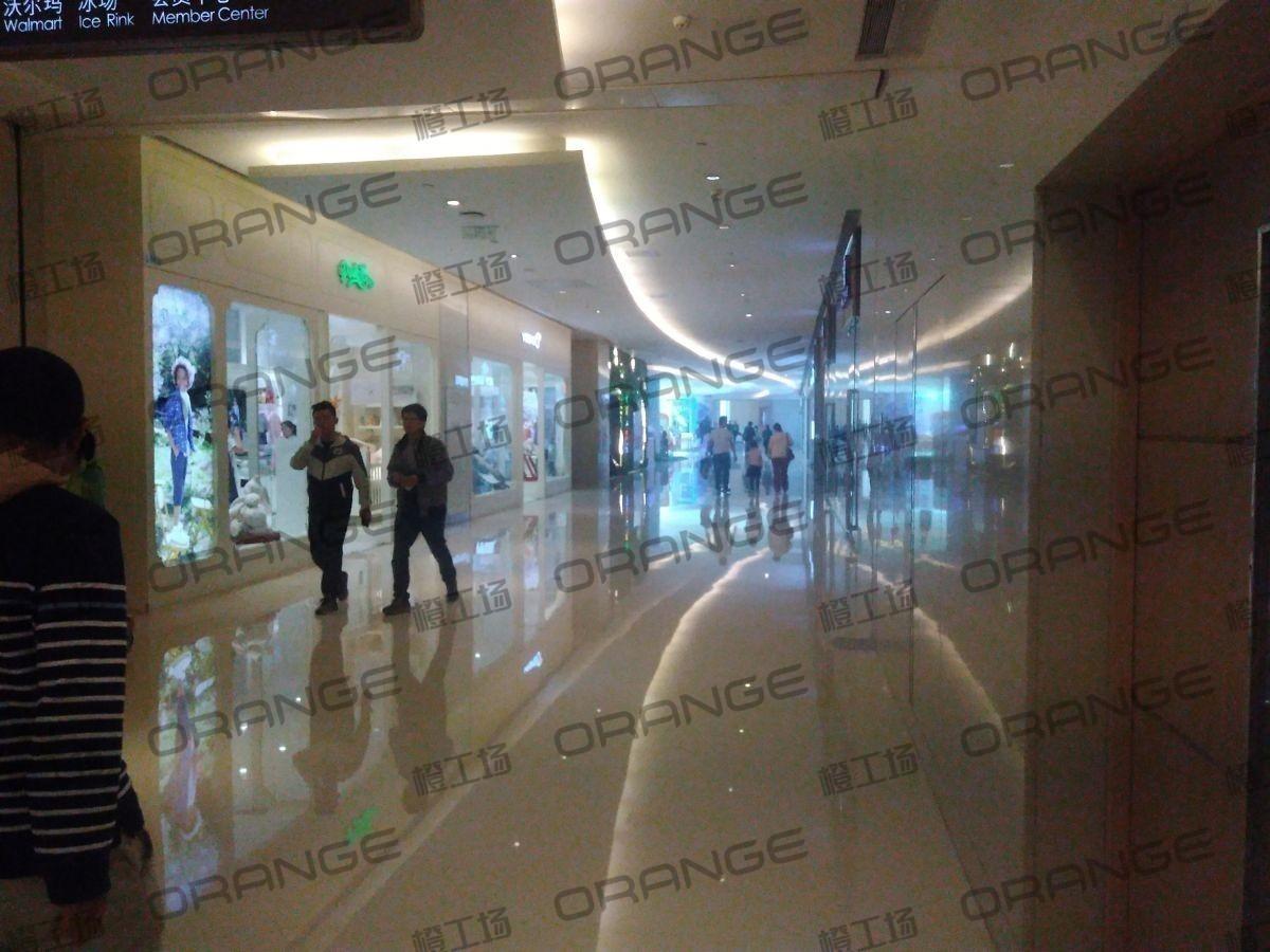 北京五彩城购物中心-室内东区四楼西侧东西区走廊37