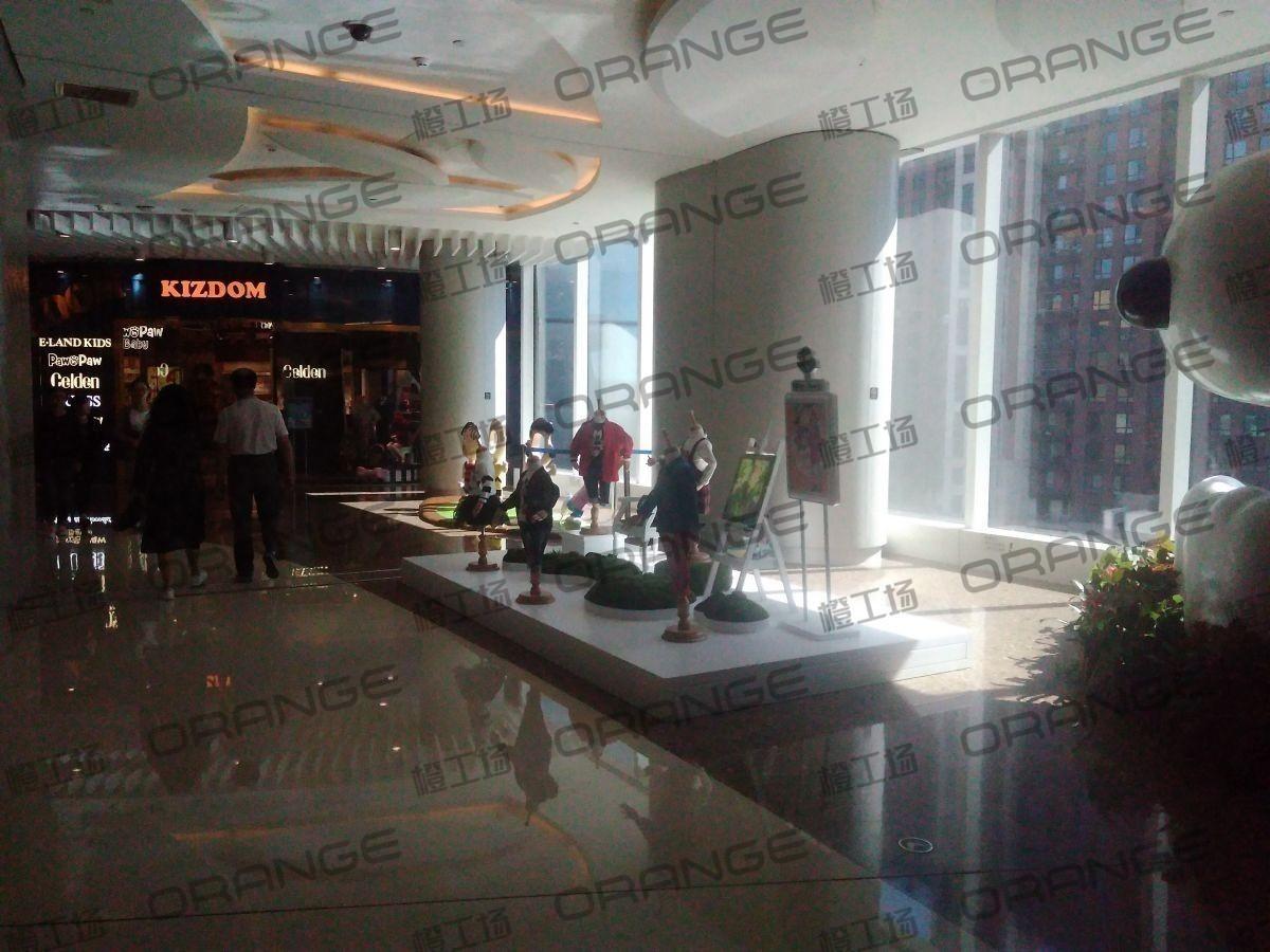 北京五彩城购物中心-室内东区四楼南侧过道34