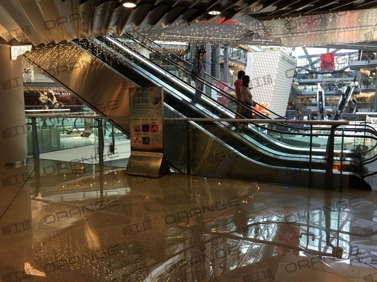 北京侨福芳草地购物中心-室内一楼西侧直梯北一38