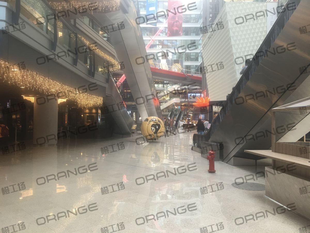北京侨福芳草地购物中心-室内B2东侧扶梯南40
