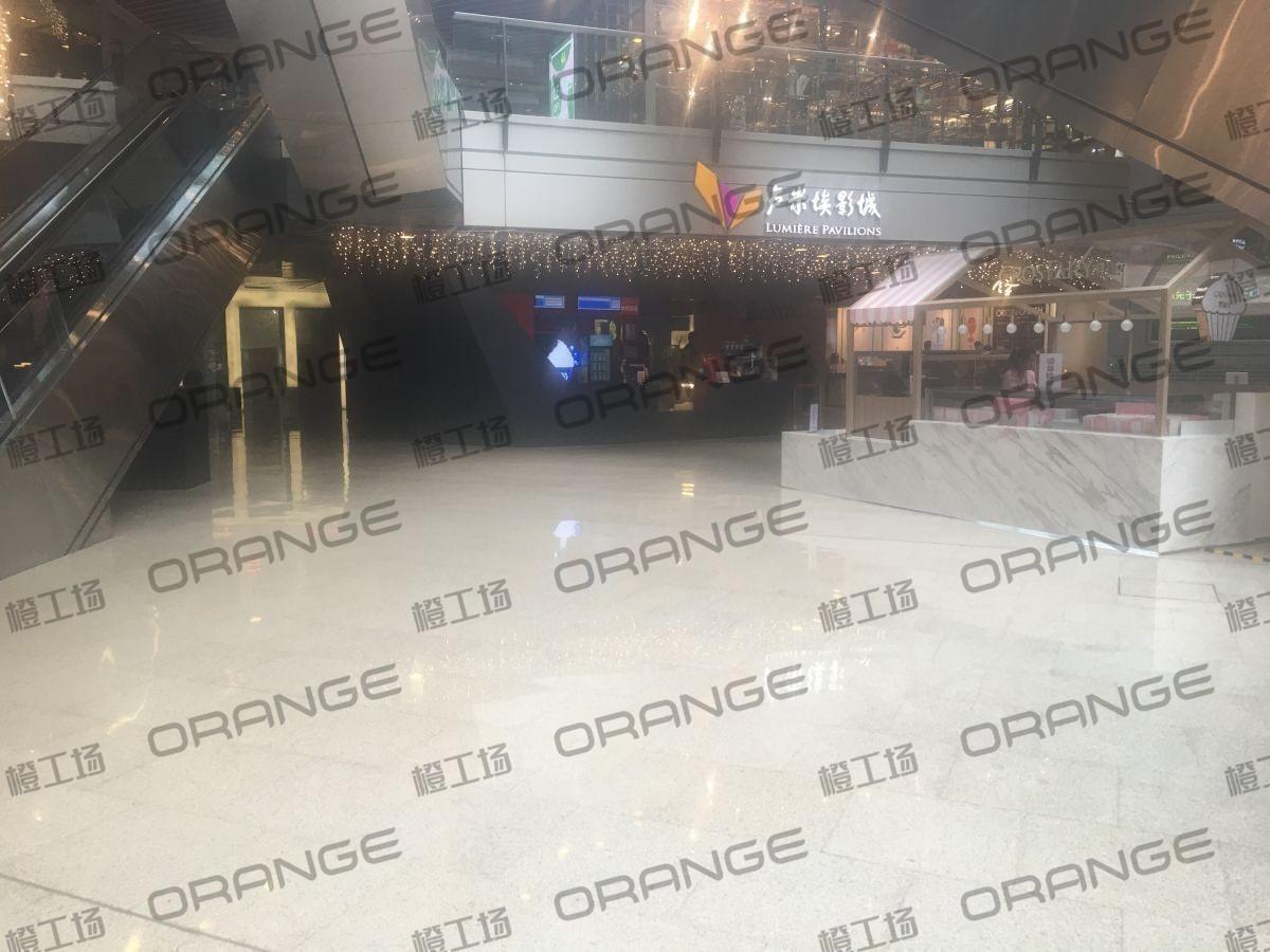 北京侨福芳草地购物中心-室内B2东侧扶梯北41