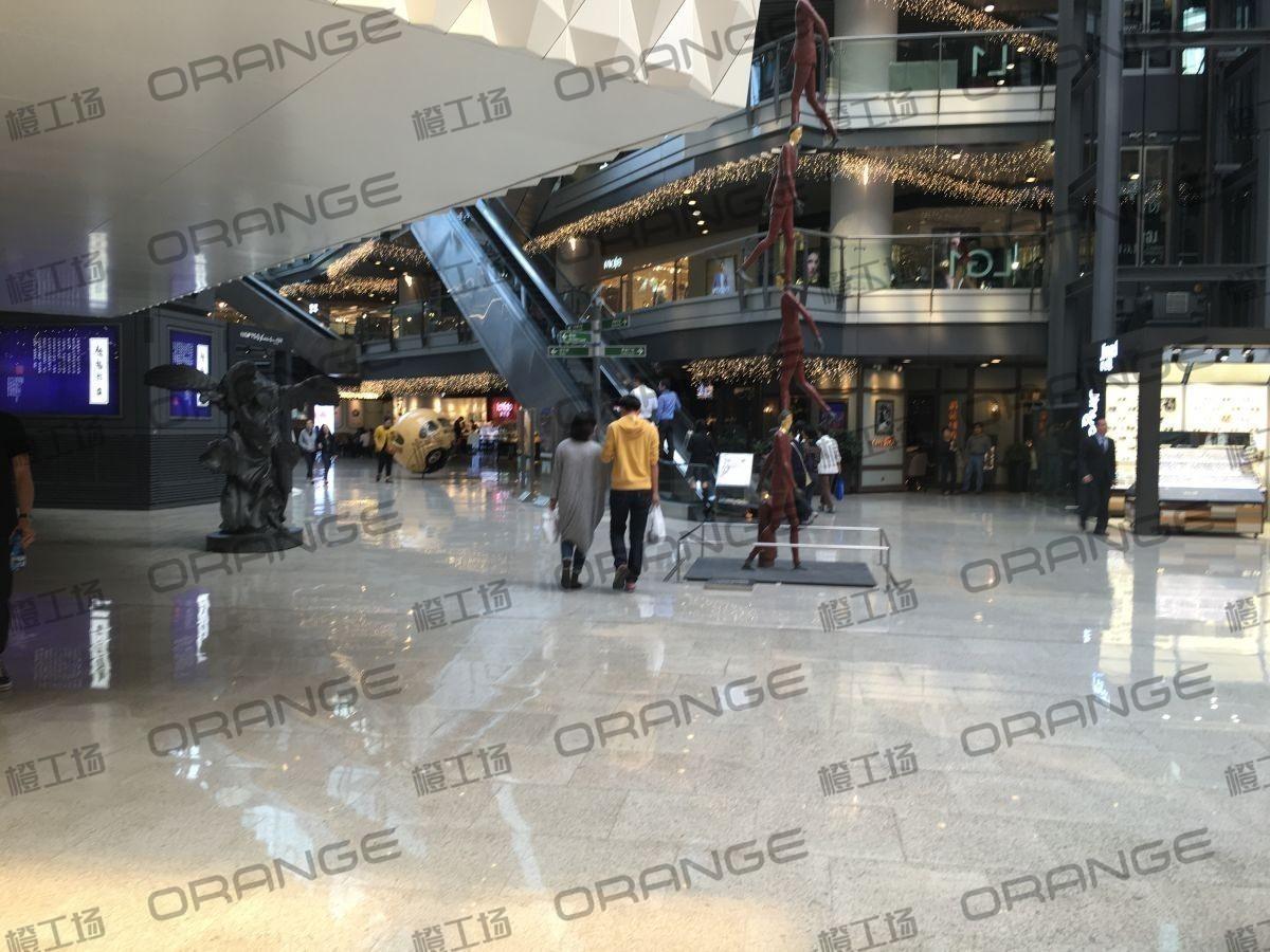 北京侨福芳草地购物中心-室内B2中庭东侧42