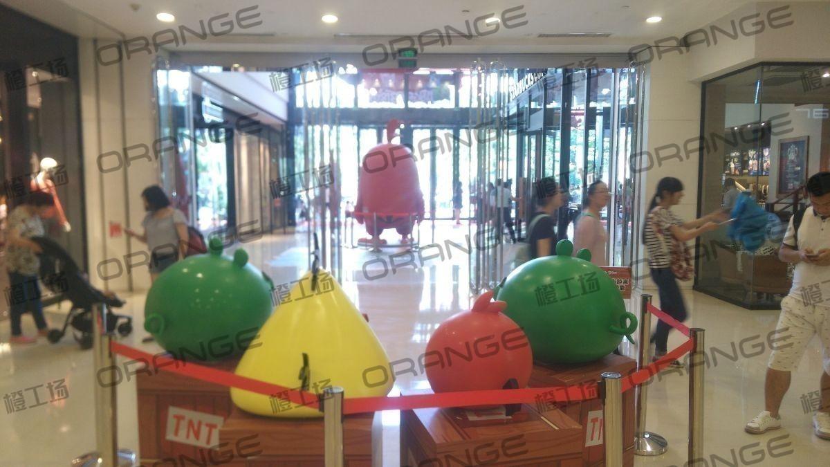 北京悠唐购物中心-室内一楼北侧东门门内一1