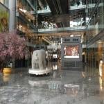 北京侨福芳草地购物中心-室内B1北门门内45