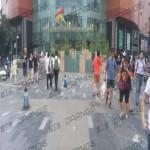 北京朝阳大悦城-室外西北门门前二3