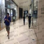 北京国贸商城-室内北区三期二楼西侧东田时尚门前走廊2