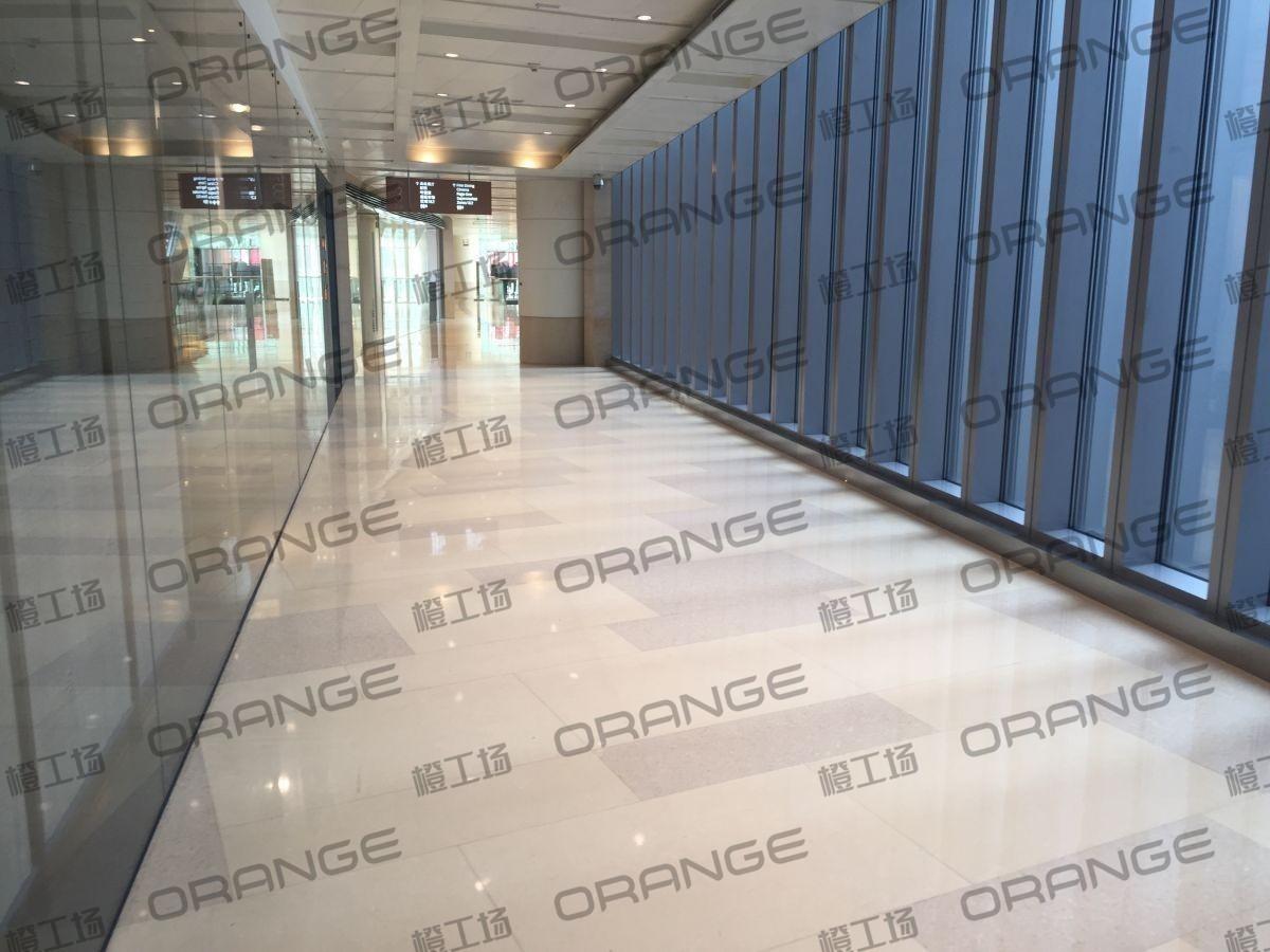 国贸商城-室内北区三期二楼东侧楠书房门前走廊5
