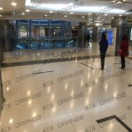 北京国贸商城-室内西区B1区域2餐厅环廊北26