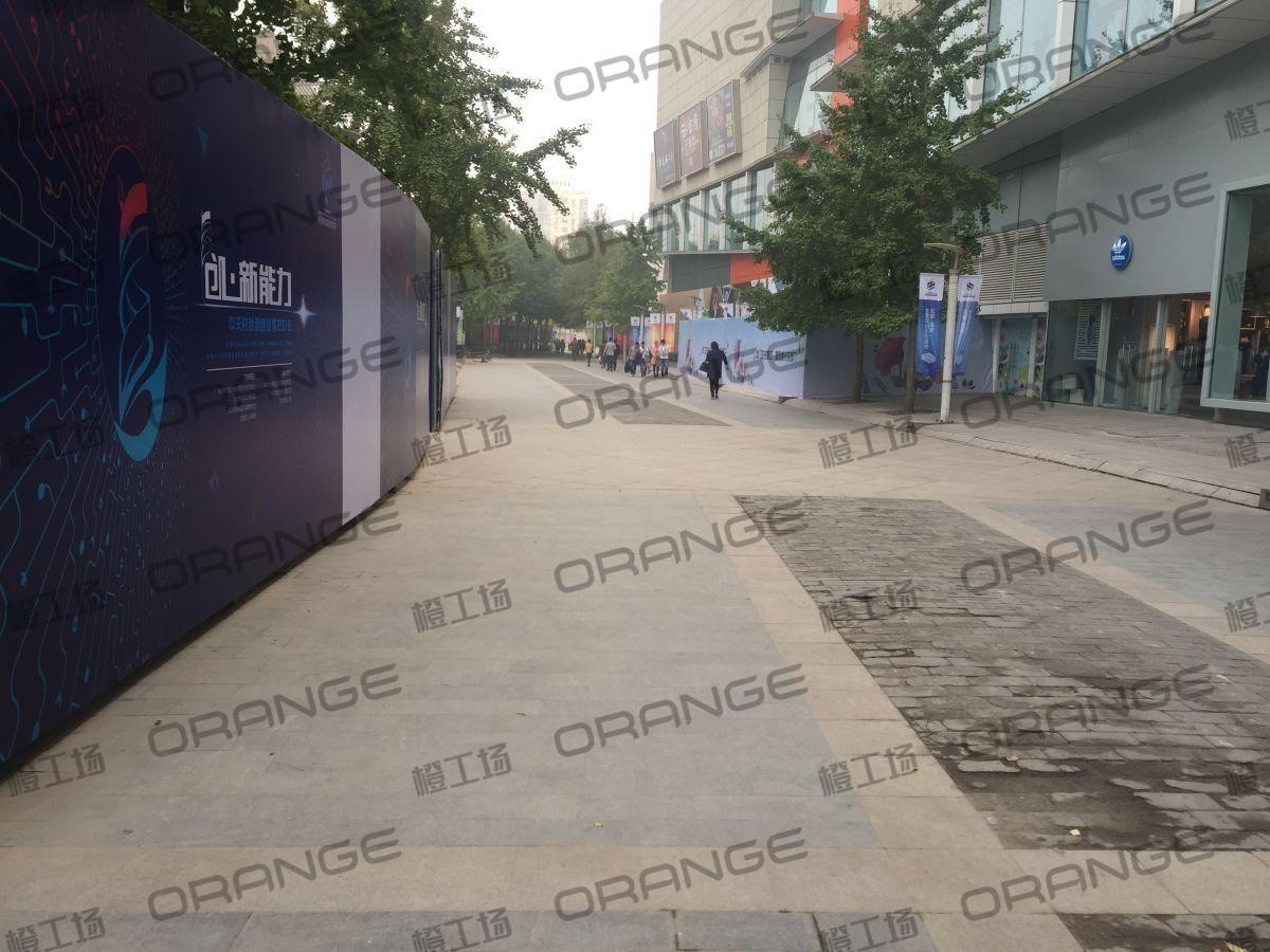 北京欧美汇购物中心-室外北侧newlook门前走廊3