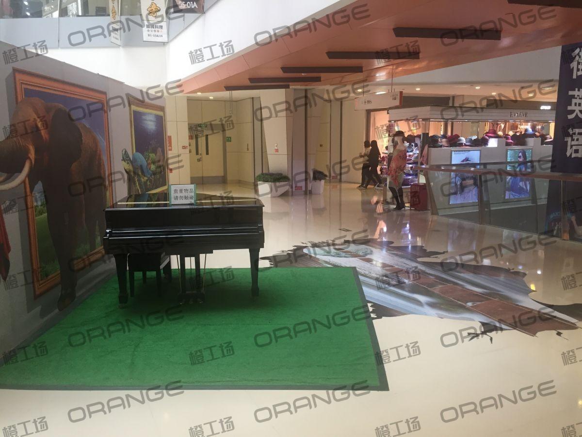北京欧美汇购物中心-室内3楼boy门前中间过道6